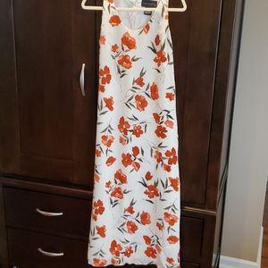 Ladies pretty silk dress